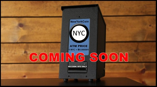 NYC New York Coin