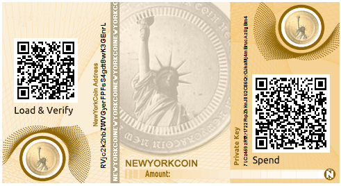 NYC Coin